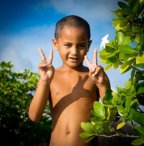 south pacific, private yacht charter, french-polynesia-boy