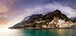 Italy's Amalfi Coast , Amalfi Luxury Private Yacht Charter