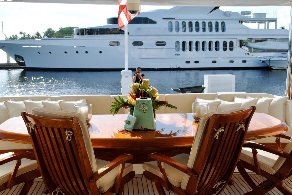 Ten Reasons to Charter a Yacht